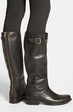 Who says you need to ride a horse to wear riding boots?