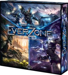 EverZone: Strategic Battles in the Universe   Image   BoardGameGeek