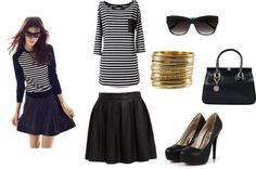 """""""Re-Created Nordstrom """"Miss Wu"""" Look #3"""" by frogchickk on Polyvore"""