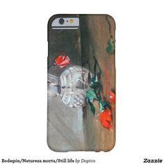 Bodegón/Natureza morta/Still life Funda Para iPhone 6 Barely There