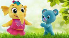 Emmie - Teddy Bear Song For Children |Nursery Rhymes Collection & Kids Songs |Animal Song |Babytoonz  #girlpower #girlSongs #songsForBabies