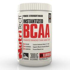 BCAA reduce pierderea masei musculare după antrenamentele persistente; favorizează regenerarea mușchilor; are rol major în biosinteza proteinelor