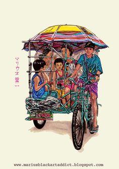 Filipino Art, Filipino Culture, Aesthetic Drawing, Aesthetic Art, Philippine Art, Jobs In Art, Hand Painting Art, Manila, Art Studios