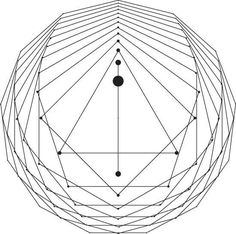 Choir Insignia - Geometry Based on the Natural Harmonic Series