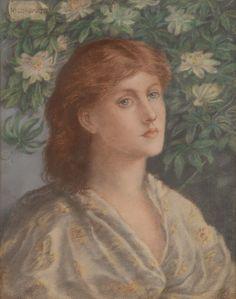 """simena: """"Dante Gabriel Rossetti """""""