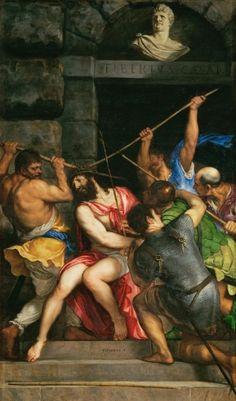 Художник Тициан (Titian). Картины