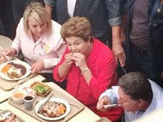 JORNAL O RESUMO: Temer corta alimentação da ex presidenta Dilma