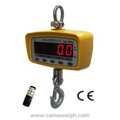 Digital Crane Scale supplied by Camaweigh delievered worldwide. We also provide customized Crane Scales as per your requirement. Order Crane Scale Now! Units Of Measurement, Digital Alarm Clock, Weights, Crane, Zero, The Unit, Website, Stuff To Buy, Powerlifting