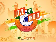 Happy Independence day India instagram post image to share with friends and followers #India #Independenceday #instagram #post #image