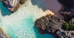 #Beach #Sea #Ocean Horseshoe Bay, Bermuda | These 20 beaches are mandatory bucket list priorities for traveling… www.ShareMySea.fr