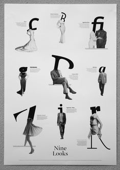 Fashion meets typography