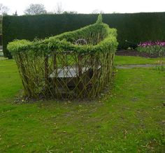 Willow boat by brianpettinger, via Flickr