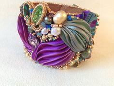 Bracciale shibori by Mabi Shibori, Swarovski, Jewelry, Fashion, Moda, Jewlery, Jewerly, Fashion Styles, Schmuck