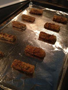 Baked Gluten Free Mozzarella Sticks - I'm A CeliacI'm A Celiac
