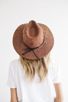 Gigi Pip Women's Summer Hat | wide rim hat | neutral colors | casual outfit