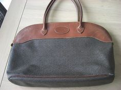 vintage mulberry scotchgrain...why dont they make these anymore?