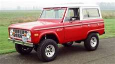 I cannot wait till the Bronco is all fixed up and we can drive it around!