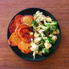 Cauliflower, Drink, Chicken, Meat, Vegetables, Food, Beverage, Cauliflowers, Essen