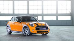 The New MINI is the talk of the town – and now it's answering back. Got a burning question? #asktheNEWMINI now.