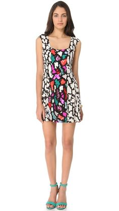 Nanette Lepore Double Happiness Dress | SHOPBOP