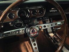 * '66 Mustang Fastback