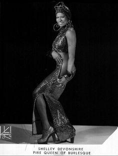 """Black Burlesque - """"It could be argued that Black burlesque dancers ..."""