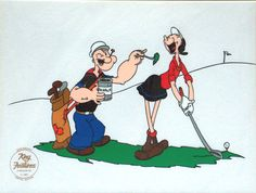 popeye and olive oyl! Classic Cartoon Characters, Classic Cartoons, A Cartoon, Disney Characters, Popeye Olive Oyl, Dc Comics, Popeye The Sailor Man, Saturday Morning Cartoons, Cartoon Profile Pictures