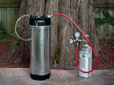 Homebrewing: How to Keg Your Beer.