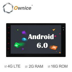 Ownice C500 OL-7001F Universial Wifi BT 7 Inch HD 4G Car MP5 Player Android 6.0 Quad Core GPS TV Sale - Banggood.com