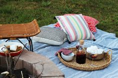 4 Things You Need for a Backyard Chill Session Picnic Blanket, Outdoor Blanket, Summer Picnic, Build Your Own, Home Collections, Chill, Target, New Homes, Backyard