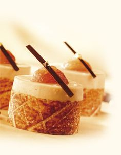 Schokoladen Kastanienmousse