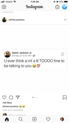 I had a dude in footlocker I was talking to and this is what was going through my mind 😂😂 Real Talk Quotes, Fact Quotes, Mood Quotes, Life Quotes, Snapchat Quotes, Twitter Quotes, Instagram Quotes, Tweet Quotes, Message Quotes