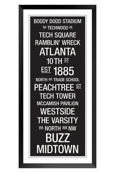 Great for the Georgia Tech home