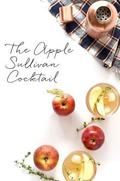 The perfect fall cocktail | Style Within Reach | Bloglovin