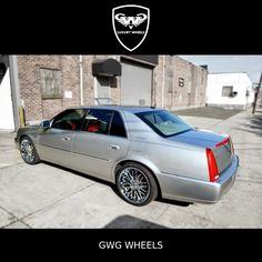 Chrome SCORPIO rims on CADILLAC by GWG Wheels - Google+