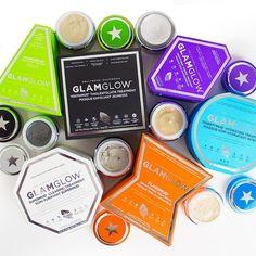 6 sexy GLAMGLOW Mud Treatments. How do you #GLAMGLOW? http://www.glamglowmud.com/