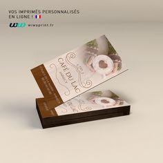Carte De Visite Hivernale Pour Un Cafe Decouvrez Tous Nos Modeles Supports Communication