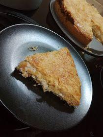 ΜΑΓΕΙΡΙΚΗ ΚΑΙ ΣΥΝΤΑΓΕΣ 2: Τυρόπιτα κουρού στο ταψί !!! Cornbread, French Toast, Pie, Breakfast, Ethnic Recipes, Desserts, Food, Millet Bread, Torte