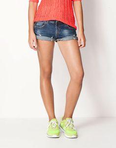Bershka Tunisia - BSK shorts with five pockets