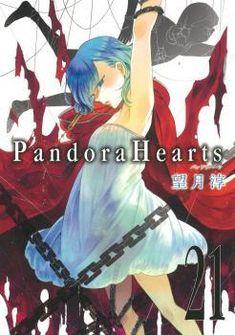 Pandora Hearts vol. 21 by Jun Mochizuki
