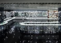 A complete redevelopment plan, covering both interior and exterior design, for floors one to five of Siam Discovery a large-scale retail complex in Bangkok, Thailand. Kenzo Tange, Atrium, Siam Discovery, Nendo Design, Design Japonais, Retail Architecture, Centre Commercial, Retail Concepts, Interior Design Magazine