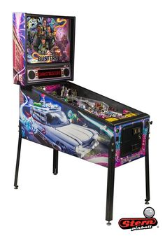 Stern Ghostbusters Pro Pinball Machine For Sale UK