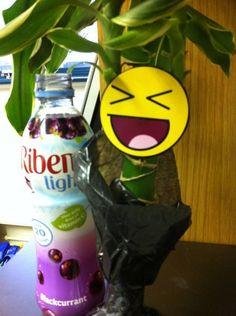 Plants ❤ Ribena