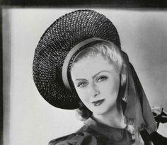 1940s Hat by Caroline REBOUX - Paris, Officiel de la mode 1940 - 222