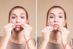 8 cviků proti vráskám v obličeji: Nestojí nic a fungují! Fashion, Moda, Fasion, Trendy Fashion, La Mode