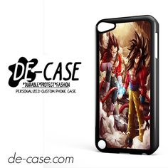 Dragon Ball Z Super Saiya 4 Son Goku And Vegeta For Ipod 5 Case Phone Case Gift Present - Visit now for 3D Dragon Ball Z shirts now on sale!