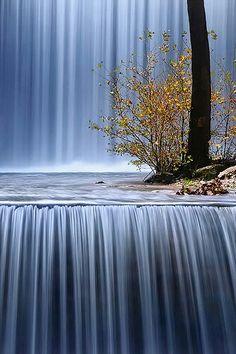Greece. Amazing waterfall!