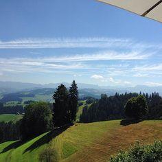 Ein weiterer wundervoller Ferientag #emmental #schweiz #switzerland #lunch by champagnerlady_
