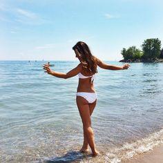 Mimi Ikonn | Sunshine, Summer,  Beach Day☀️ | Toronto, Canada