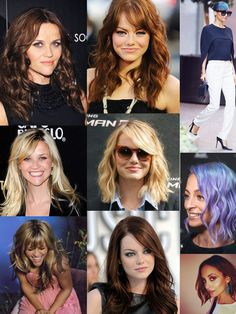 2015 Hairstyle Trends and Haircut Ideas